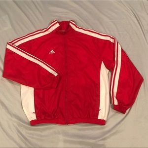 Adidas Jacket Size Mens Large